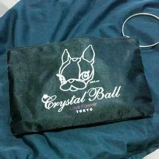 狗頭包 化妝包隨身小物包