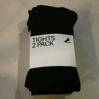 H&M 2 Pack Tights