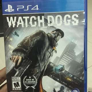 Watchdogs ( PS4 )