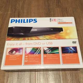 BN Philips DVD player