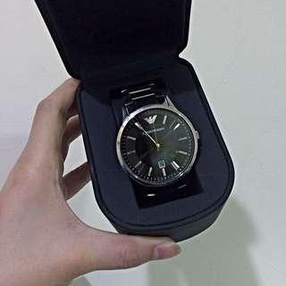 (保留中)EMPORIO ARMANI AR2457二手手錶
