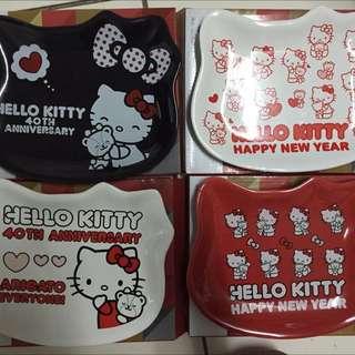 凱蒂貓造型盤