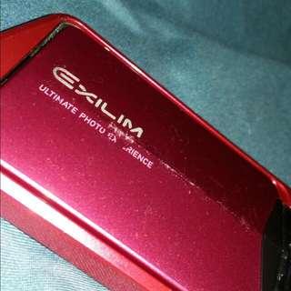 Casio's Exilim TR150 (Pink)
