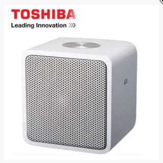 東芝TOSHIBA NFC/藍牙揚聲器 TY-WSP51TW
