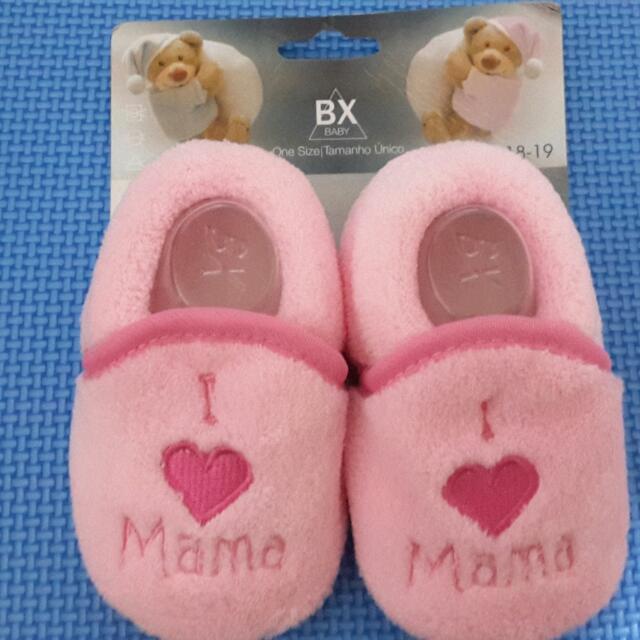 寶寶保暖鞋套 13cm