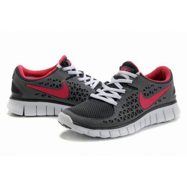 super popular 75112 b9253 AUTHENTIC Nike Free Run Plus, Men s Fashion on Carousell