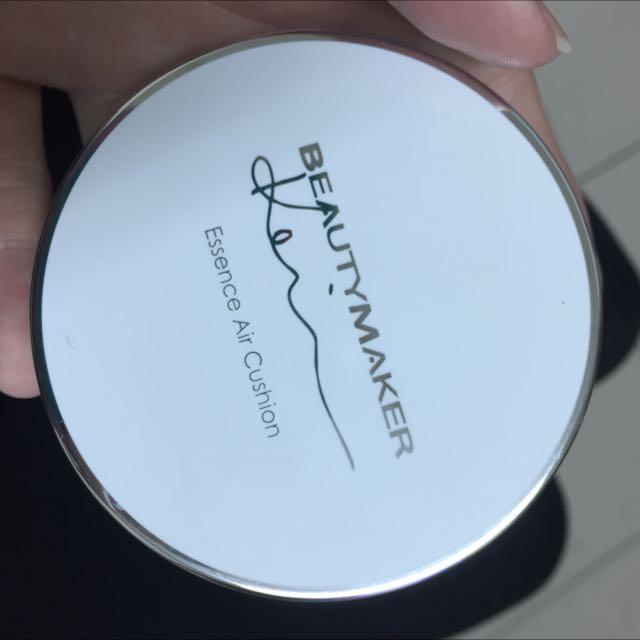 Beautymaker極淨光亮白舒芙蕾氣墊粉餅-自然