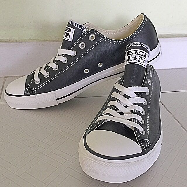 CHUCK TAYLOR CONVERSE ALL STAR LEATHER