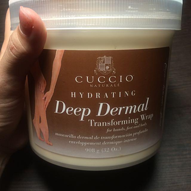 Cuccio高效保濕敷膜
