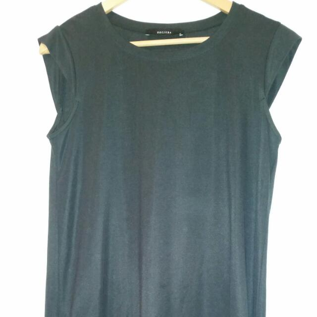 Decjuba Tshirt Dress Sz M