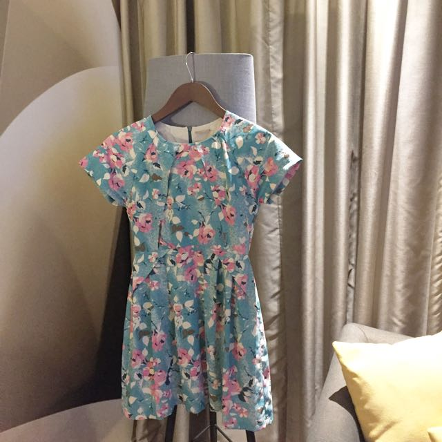 Floral Mini Dress by PICNIC