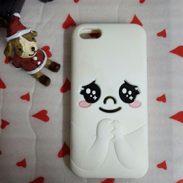 ☆LINE饅頭人手機殼(Iphone5/5s)☆