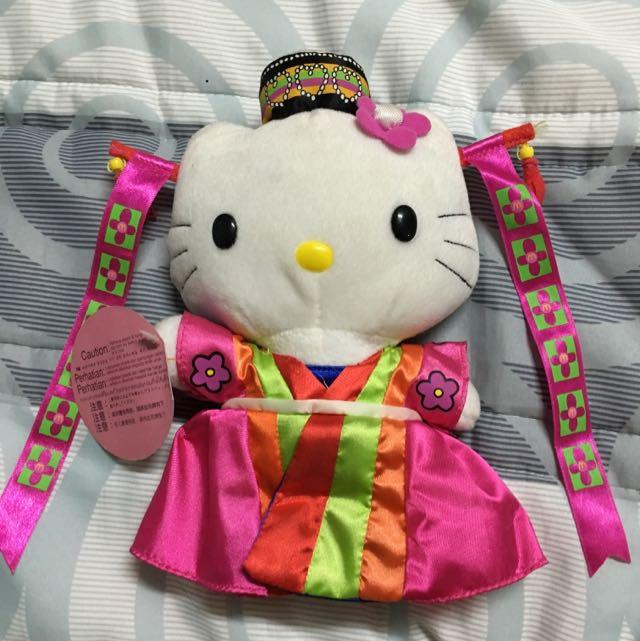 韓國新娘kitty娃娃