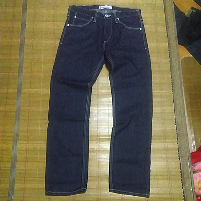 (保留中)Levis 504 原色單寧牛仔褲