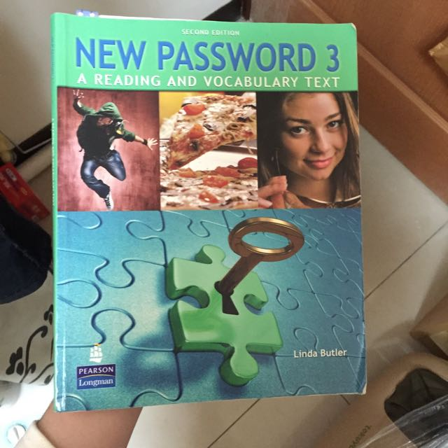 New Password 3