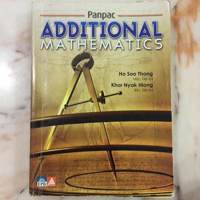 new additional mathematics ho soo thong pdf free download