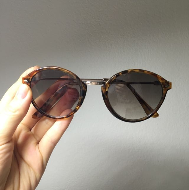 Urban Outfitters Tort Sunglasses