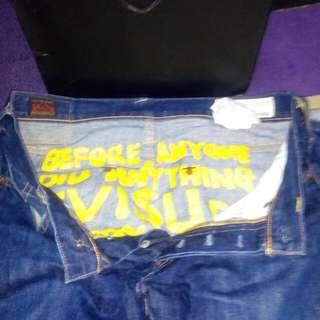 Evisu Jeans Size 32