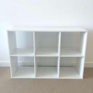 3 X 2 Storage Shelves