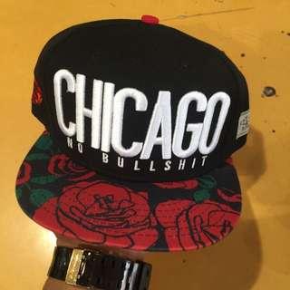 Snap Back CHICAGO NO BULLSHIT