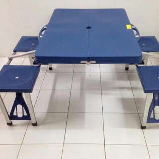PICNIC FOLDABLE TABLE