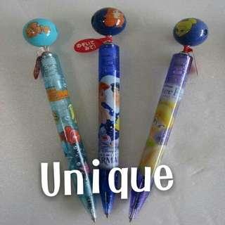 Disney 小美人魚 小精靈 海底總動員 投影筆 萬花筒筆