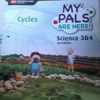 Science Cycles Textbook