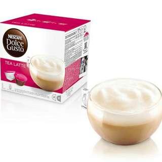 雀巢膠囊咖啡~紅茶拿鐵