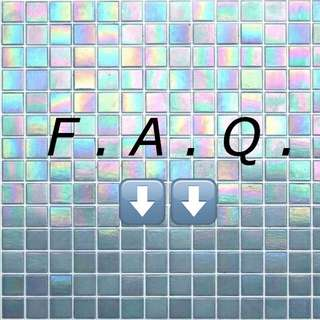 [FAQ] Frequently Asked Questions For ️Pre Order
