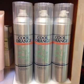 肯邦冷橘頭皮清新劑