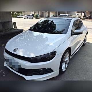 自售 VW scirocco 2.0