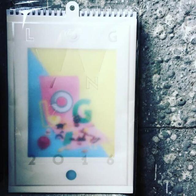 小路映画2016年曆log In