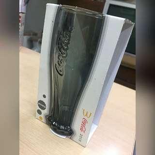 可口可樂曲線杯-冰銀灰
