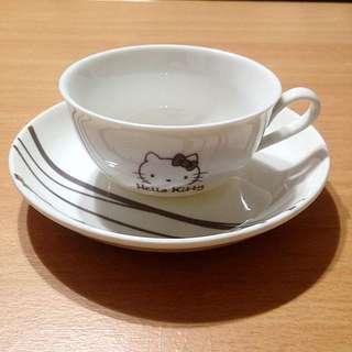 ✔️Hello Kitty全新骨瓷杯組