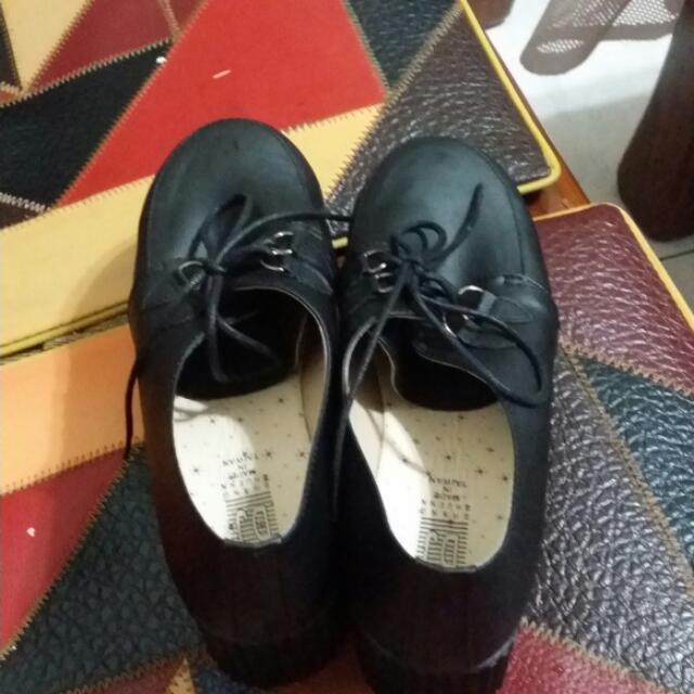 厚底鞋24.5