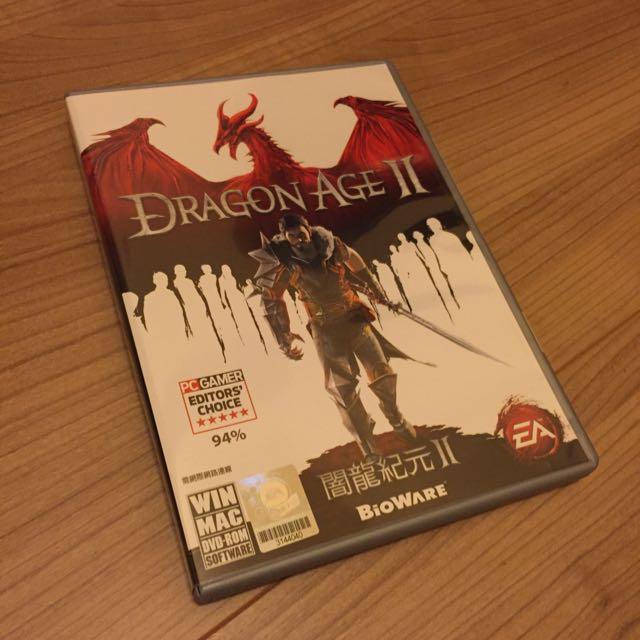 闇龍紀元2 PC版(Dragon Age 2)