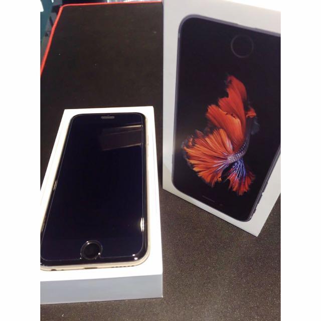 2手👋Apple iPhone 6s 128G  太空灰