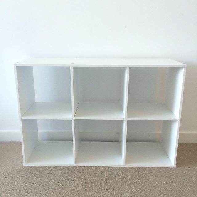 3 X 2 Storage Shelves
