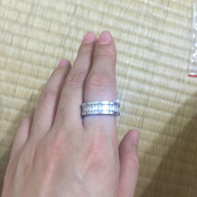 降🔻水晶戒指