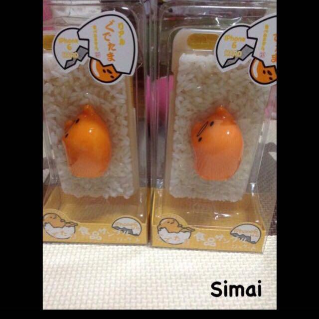 蛋黃哥手機殼(含運)