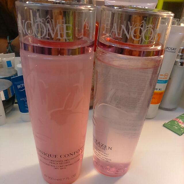 蘭蔻 化妝水、保濕水