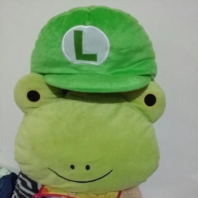 路易 瑪莉兄弟 帽子