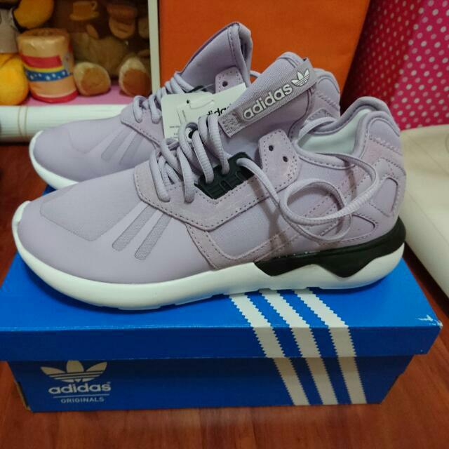 (已降)全新 Adidas Tubular Y-3 薰衣草紫 限量