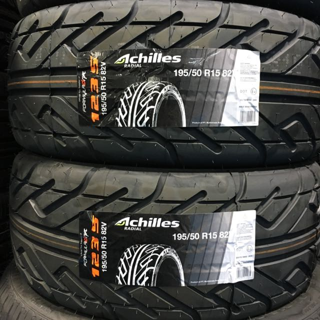 Achilles 123s Year End Promo, Car Accessories On Carousell