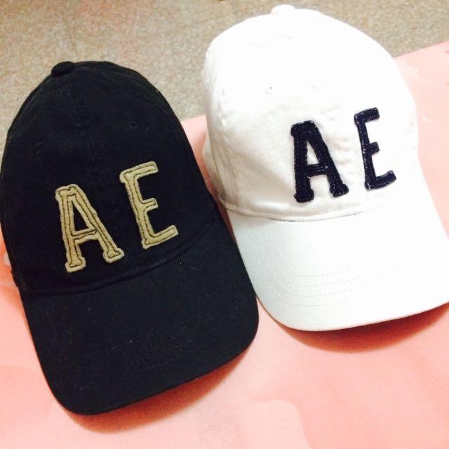 降價‼️American Eagle ⚾️棒球帽-黑