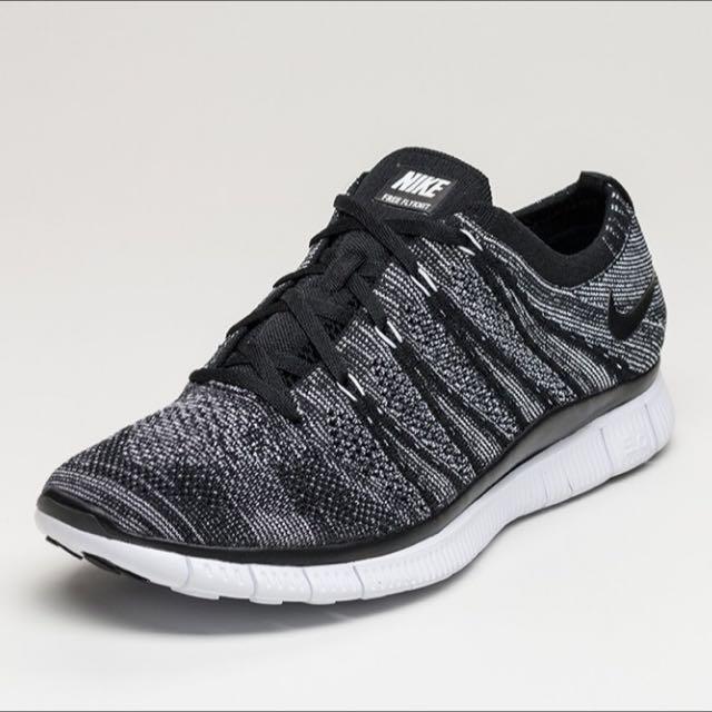 Nike Free Flyknit NSW Oreo SneakerFiles  SneakerFiles