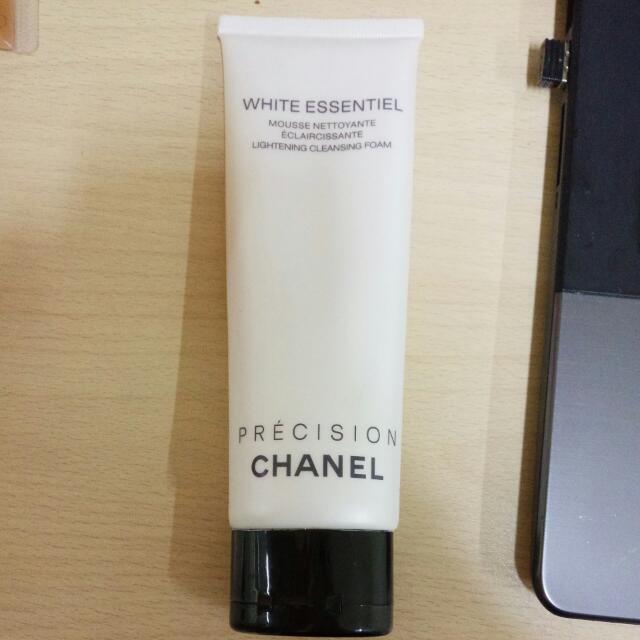 Chanel潔顔乳 剩7.5成