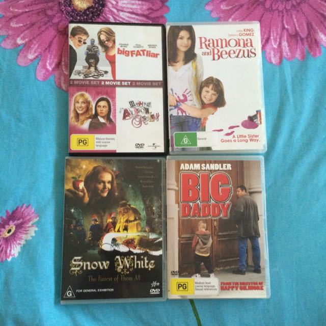 DVDs For Cheap!!!