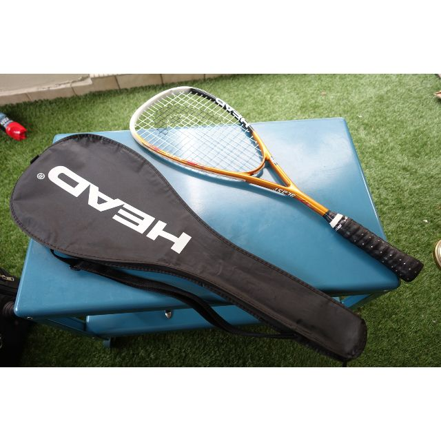 Head AFT Blast Squash Racket (with Head cover)