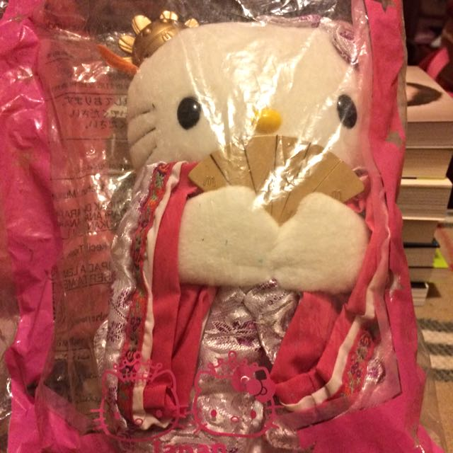 Hello Kitty 日本風